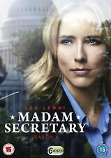 Madam Secretary: Season 4 (Box Set) [DVD]