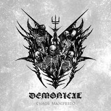 DEMONICAL - Chaos Manifesto DIGI CD NEU