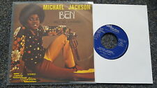 Michael Jackson - Ben/ Ain't no sunshine 7'' Single SPAIN PROMO