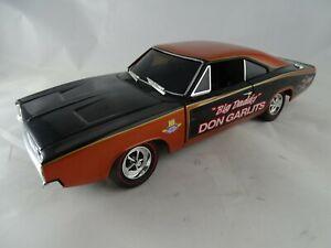 1:18 Ertl 1969 Dodge Big Daddy Don Garlits Limited Edition An Artisan No Boxed