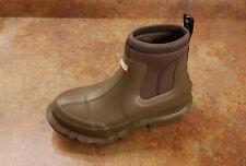 New! Stella McCartney x Hunter Olive Green Boots Womens 10 US MSRP $475