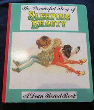 Wonderful Story of Sleeping Beauty  BB R1985 Dean International Pub OOP 2/4