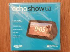 Amazon Echo Show 5 - Black - 2019