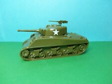 Airfix compatible 1/32 scale American Sherman Tank (green)