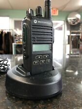 Great Condition Motorola CP185 VHF 16ch Radio W/ Charger