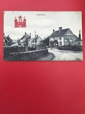 """More details for postcard  """"cattawade""""  crown inn near brantham """"suffolk"""" - stamped & dated 1914"""