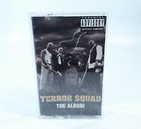 Terror Squad The Album Cassette Fat Joe Big Pun 1999 Hip Hop Rap