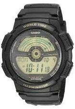 CASIO AE-1100W-1B BLACK WATCH FOR MEN - COD + FREE SHIPPING