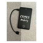 Crimes Of Beauty • potable Chargable charger • NEW
