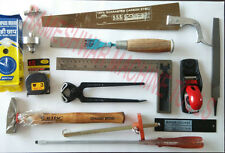 13pcs Essential Hand Tools Wood Working Kit for Carpentry -RameshwarMachineTools