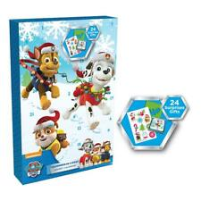 PAW PATROL Advent Calendar with 24 Surprise Gifts (CPAW086)