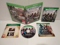 Assassin's Creed Unity Édition Spéciale XBOX ONE- PAL Fr - Comme neuf - Complet