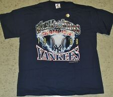 New York Yankees shirt sz XL RaRe 1999 World Series Champions MINT New deadstock