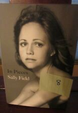 Sally Field SIGNED In Pieces Hardcover Book First Edition BRAND NEW 8