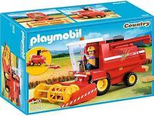 """PLAYMOBIL® Country 3929 """"Mähdrescher"""" Bauernhof Traktor Strohballen NEU/OVP!"""