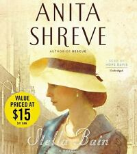 Stella Bain by Anita Shreve (2014, CD, Unabridged)