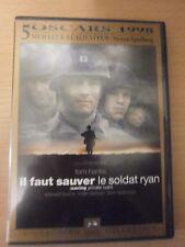 DVD - IL FAUT SAUVER LE SOLDAT RYAN - AVEC TOM HANKS - réf C9