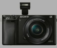 SONY Alpha a6000 Mirrorless Camera with 16 -50mm lense
