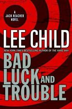 Jack Reacher: Bad Luck and Trouble 11 by Lee Child (2007, Hardcover)