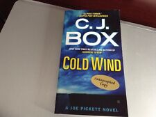 C.J. Box Autographed Cold Wind