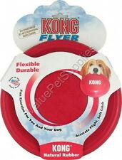 KONG Flyer Flexible Frisbee Disc