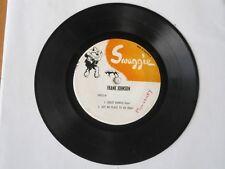 frank johnson - Rare OZ Swaggie 45