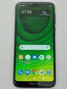 Motorola Moto G7 Optimo Maxx - 32GB - Black (TracFone) *Check IMEI*