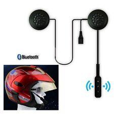BT9 Bluetooth 4.0 EDR Headset Motorcycle Helmet Wireless Intercom Headphone