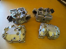 90' Honda PC800 PC-800 Pacific Coast / OEM CYLINDER HEADS WITH ROCKER BOXES