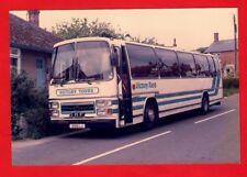 Coach Photo ~ Victory Tours of Handley 5515LJ - 1980 Plaxton DAF MB200 - KDV896V
