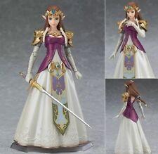 Figma 318 Zelda Twilight Princess ver action figure Max Factory (100% authentic)