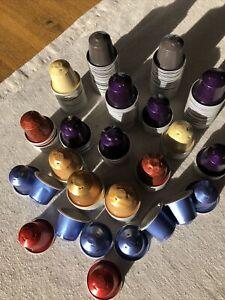 Nespresso Kapseln, leer , 250 Stück, zum Basteln verschiedene Farben