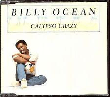 BILLY OCEAN - CALYPSO CRAZY - CD MAXI [2819]