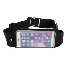 Waterproof Sport Waist Belt Bag Zip Pouch Wallet for iPhone 6 Plus 5.5'' UO