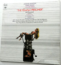 The FEMALE PRISONER soundtrack BERNSTEIN, BOULEZ, BERIO LP