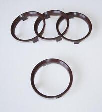 x 4 anillos de LLANTA 70.1 DEZENT para Mitsubishi Evo