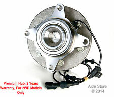 New DTA Front Wheel Hub Bearing Assembly Left or Right Lincoln Ford NT515042