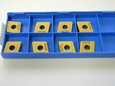 Valenite Cnmg 16 06 16 M3 Cnmg 544 M3 Vp5535 Valturn Carbide Inserts Box of 8