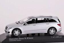Mercedes-Benz R-Klasse 2010 silber Minichamps 1:43 NEU/OVP
