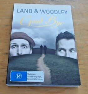Lano & Woodley Good Bye dvd Region 4 VGC with slip cover