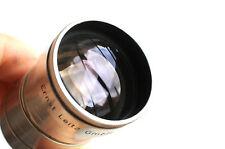 Ernst Leitz GmbH Wetzlar   Leica Hektor 8.5cm 1:25  projector lens   * Good User