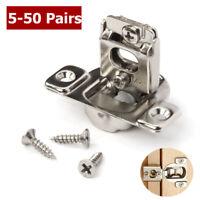 "Wholesale Lot bulk 304 Stainless Steel Heavy Duty Door Hinges 3.5/""x3.5/"" Radius"
