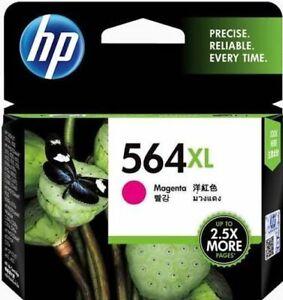 Genuine HP 564XL Ink Cartridge - Magenta