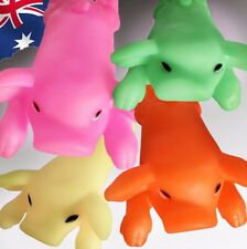 2pcs Dog Pet Puppy Sound Toy Piggy Squeaky Pig Teething Playing Toys PTPIG 02