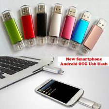 1TB OTG Dual Mini USB Flash Drive Drive Red