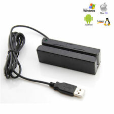 Credit Card Reader Machine Portable Mini USB Magnetic Stripe Swiper MSR MSR90