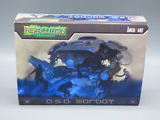 "Aberrant Rezolution C.S.O. Warbot ""Stomper"" Pewter Model Kit Robotech Battletech"