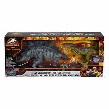 New in Box Jurassic world camp cretaceous Camp Adventure Set Dinosaur Pack 2020