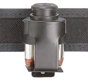Safariland J-K2C 6-shot .38/.357 COMP-II Speedloader and Metal Clip-On Holder