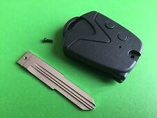 For Proton Wira Persona 415 416 2 button remote key case shell pad & right blade